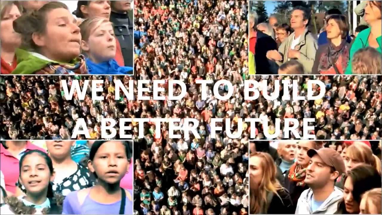 Resultado de imagem para Sing for the Climate Belgium - Final clip