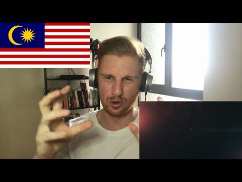 Altimet - Mambang (Official Lyric Video) // MALAYSIAN RAP REACTION