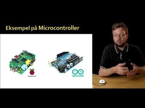 Intro til Microcontroller