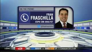 Fran Fraschilla on the Knicks