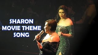 ICONIC CONCERT DAY 2: REGINE - SHARON CUNETA THEME SONG MEDLEY/ OCT 19, 2019