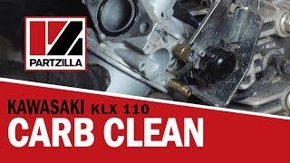 How to Clean a Carburetor on a Dirt Bike | Kawasaki KLX | Partzilla.com