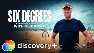 Six Degrees with Mike Rowe   Now Streaming on discovery+