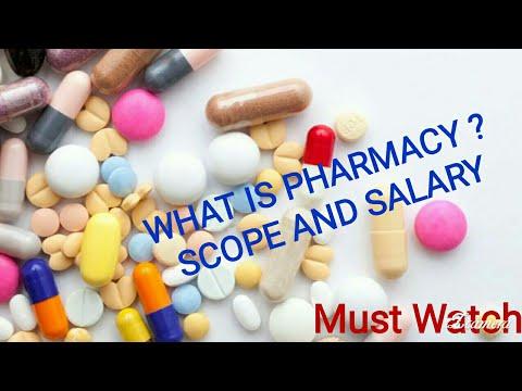 Pharmacy | Salary | Scope | Part 1