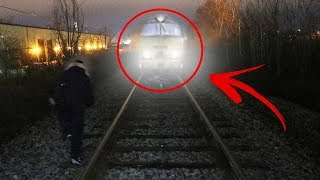 Most Mysterious Ghost Train.