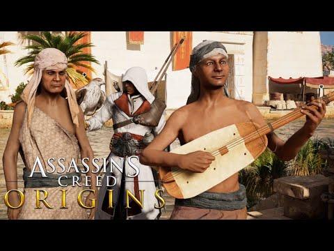 Ich gründe eine Band!🎮 Assassin's Creed: Origins #33