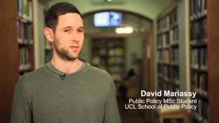 UCL Public Policy MSc