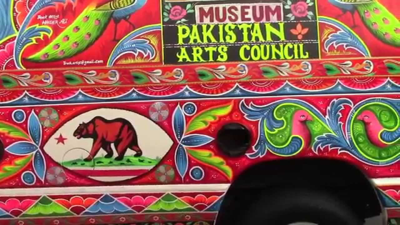 truck art Truck art project is an original cultural project that tries to promote and spread  urban and contemporary art anywhere in an innovative and very accessible way.