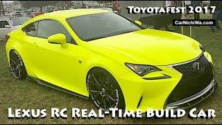 2017-Lexus-RC_F_GT3-TD-4 2017 Lexus Rc F Rc F Sportscar
