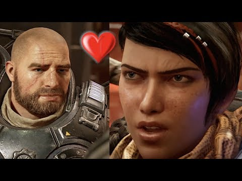 JD Apologises To His Girlfriend Kait Gears 5