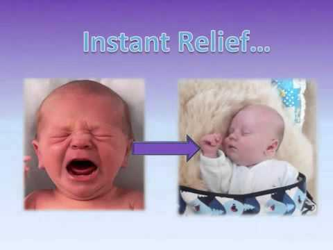 Treatment Baby Got Colic By Baby Bowen - YouTube