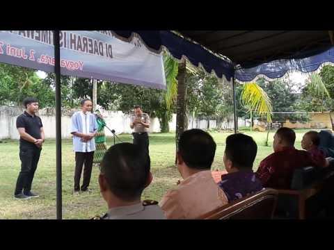 Testimoni Keluarga Warga Binaan Sosial Balai Bina Laras DIY
