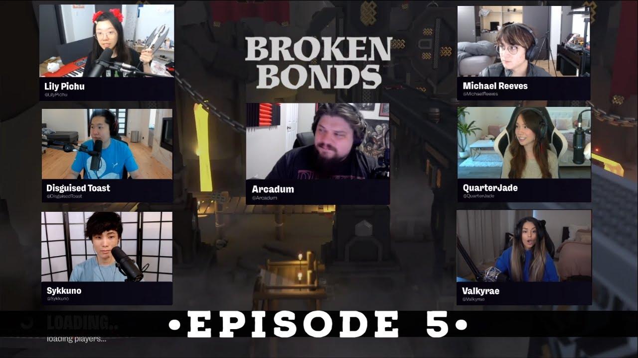 [D&D] Broken Bonds - Episode 5