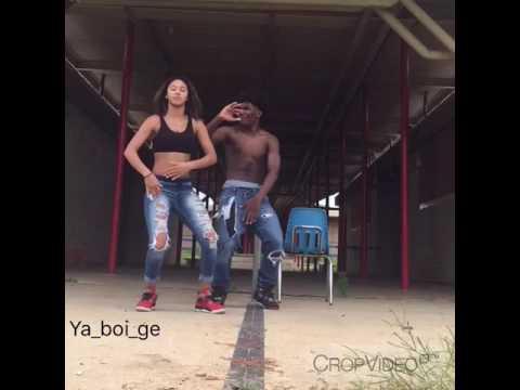 The Unusual by Trey songz choreography by ( ya_boi_ge & eufaydra )