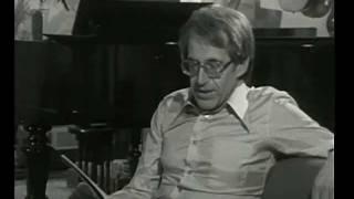 Zu Gast bei Friedrich Cerha - Teil 1