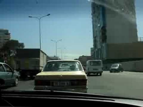 Chaos in Tirana