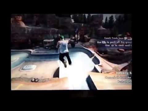 how to play hall of meat on skate 3