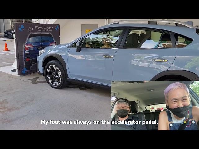 Subaru Safety Drive