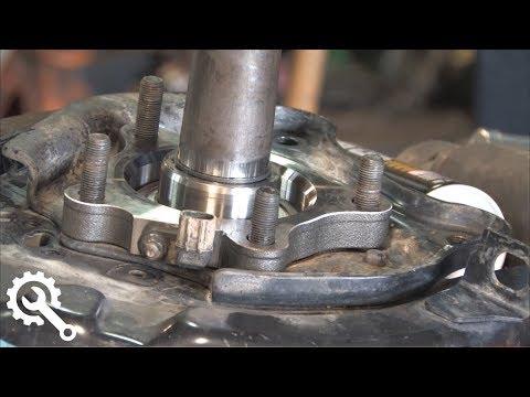 DIY FJ Cruiser Rear Wheel Bearing Replacement