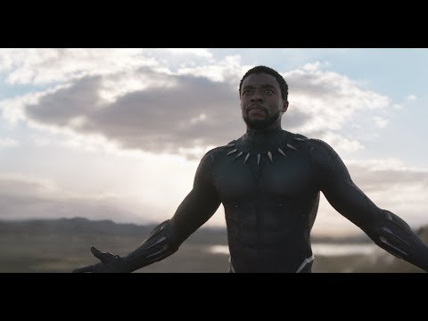 Video: Black Panther [Movie Trailer] HD