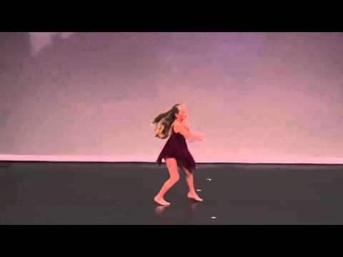 Mia Kerr Contemp Solo Age 10 - Use Somebody