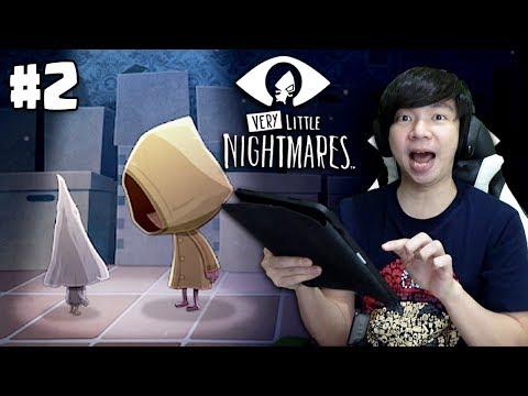 Musuh Baru Di Game Ini - Very Little Nightmares Indonesia - Part 2