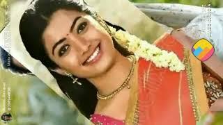 Rasmika mandanna cute reaction in kanna kuli alagi  in vertical video song