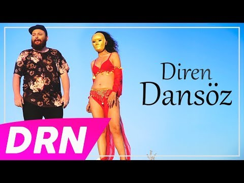 Diren - Dansöz (Prod. by Allame) [Official Video]