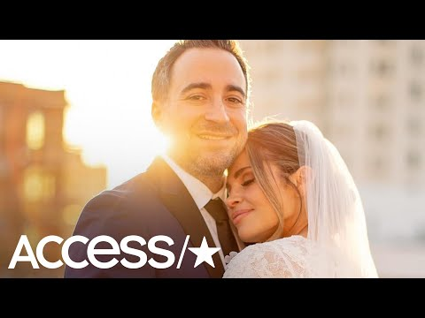 'Boy Meets World' Alum Danielle Fishel Marries Jensen Karp   Access