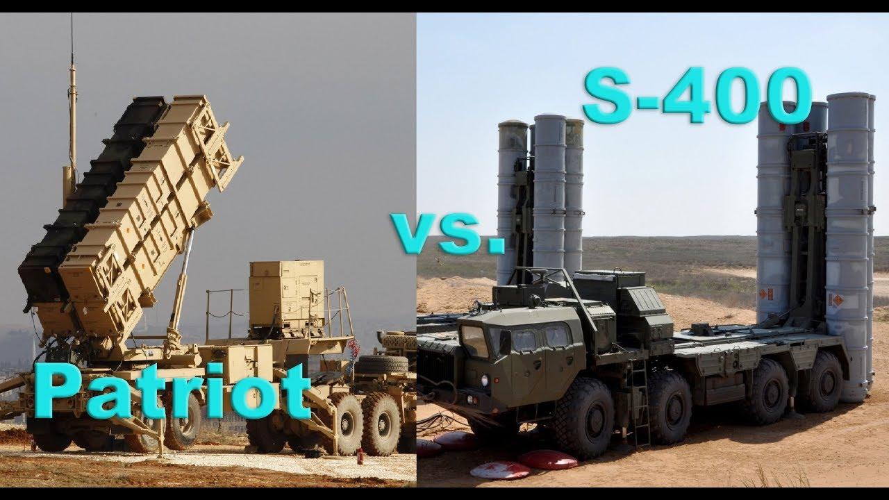 S-400 ve Patriot Füze Sistemleri Karşılaştırmalı Analizi