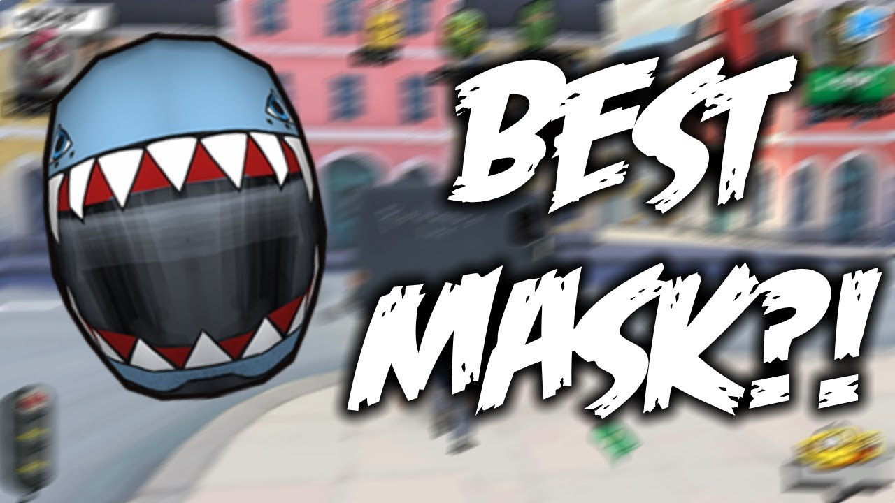MOST UNDERRATED MASK! Shark Mask Preivew Snipers Vs