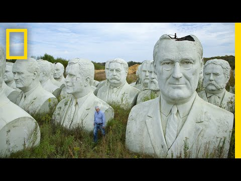 Why Is This Field Full Of Huge Presidents? | Short Film Showcase