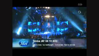 Jay Smith - Enter Sandman (Metallica) Idol 2010 [HQ]