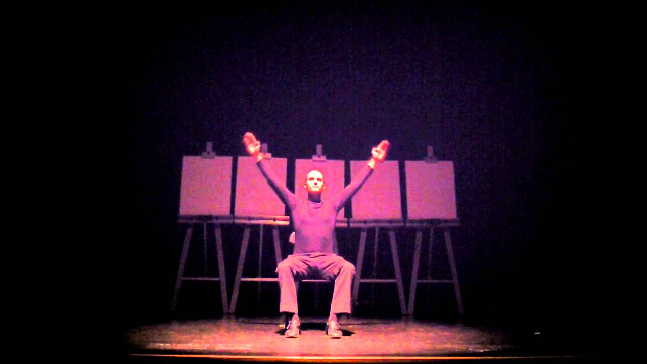 Aphasia by Mark Applebaum (performed by Michael Carp)