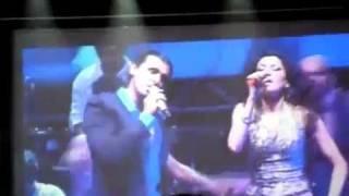 Zoobi Doobi LIVE By SONU NIGAM & GUNJAN SING On  LG Arena Birmingham