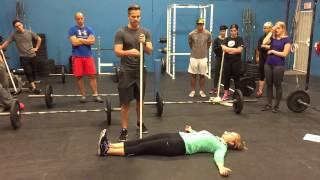 Assessing hip mobility- by Ryan DeBell of The Movement Fix