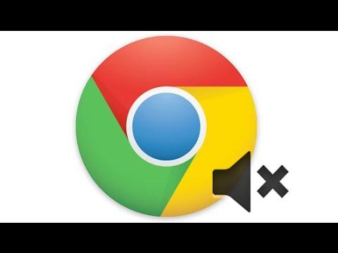 Google Chrome no sound FIX (with SUBTITLES)