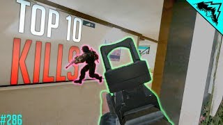 BEST CALLOUTS - Best Siege Top 10 Plays (WBCW #286)