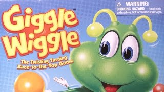 Giggle Wiggle Game from Goliath Games