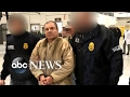 El Chapo Makes Court Appearance in New York