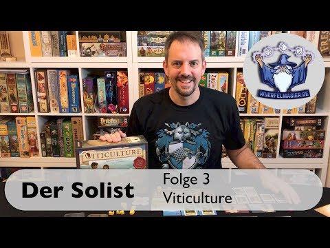 Der Solist - Folge 3:   Viticulture