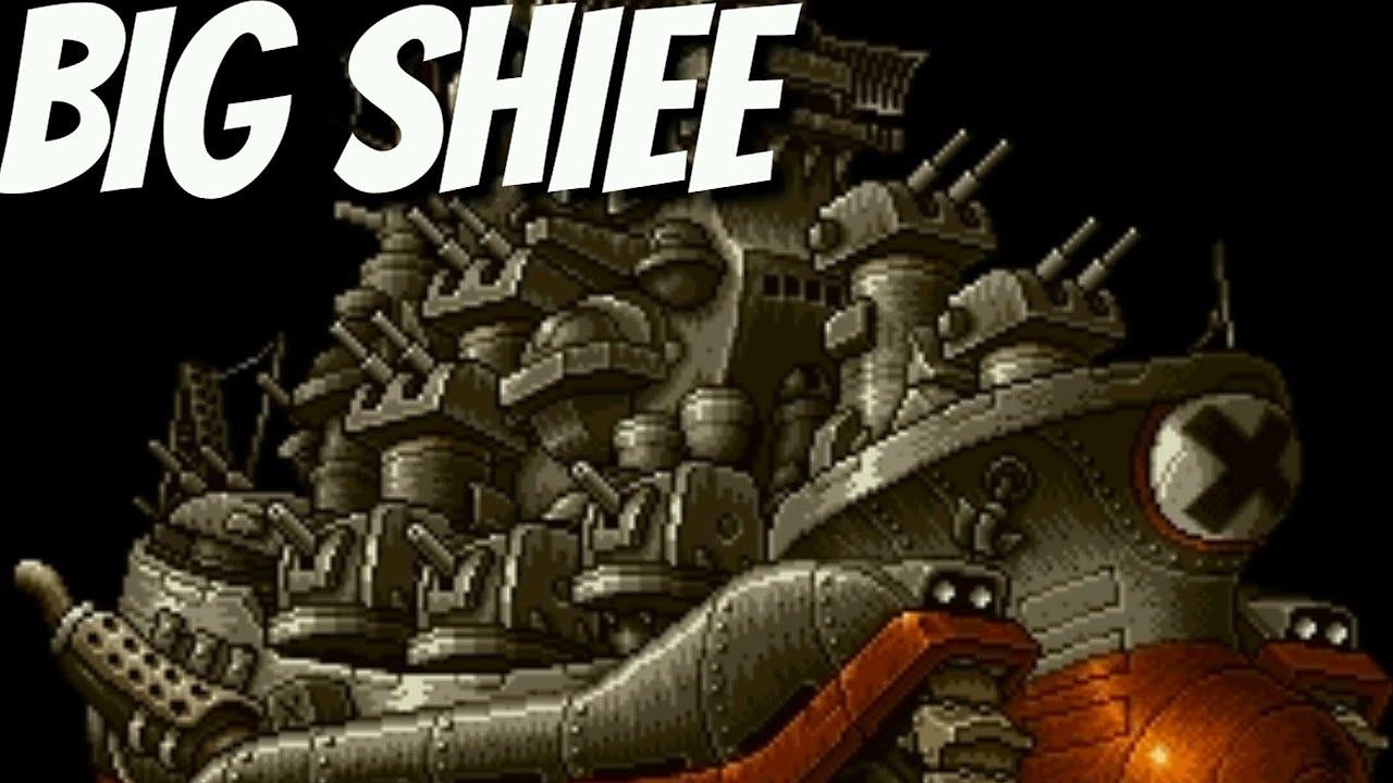 Big Shiee Metal Slug Attack 1 9 0 Youtube