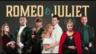 Фотосессия Ромео и Джульетта и слова благодарности команде