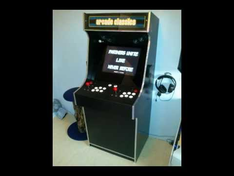 build mame machine
