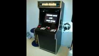 Arcade Mame Machine Build