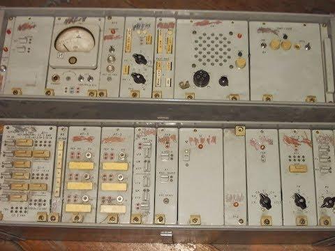 Разбор аппаратуры  П327.