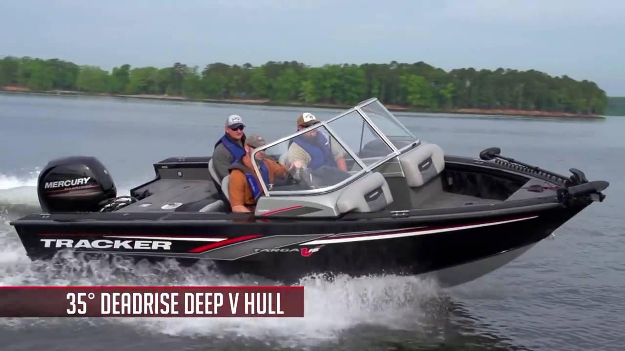 tracker boats 2017 targa v 18 wt deep v angelboot youtube rh youtube com Bass Tracker Targa 18 Wt Bass Tracker Targa 18 Wt