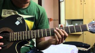 Tu jo mila (dekhna na mudke) bajrangi bhaijaan guitar lesson  Part 2