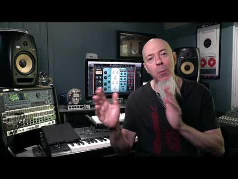 Jordan Rudess Syntronik Demo - Part 1