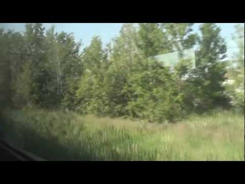 [HD] Riding the Rails with Ontario Northland 100th Video!! (07July2011)